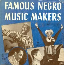 Image of ML3556 .H9 - Famous Negro music makers; illustrated with photos.