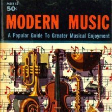 Image of ML197.H69 T4 1957 - Modern music; a popular guide to greater musical enjoyment, by John Tasker Howard and James Lyons.