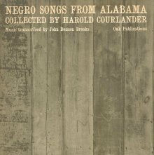 Image of M1670.C75 N4 1963 - Negro songs from Alabama;