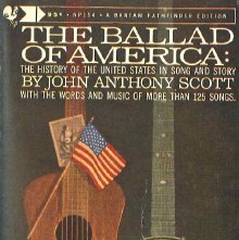 Image of ML3551 .S35 - The ballad of America; the history of the United States in song and story.