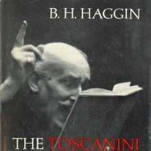 Image of ML422.T67 H32 - The Toscanini musicians knew [by] B. H. Haggin.
