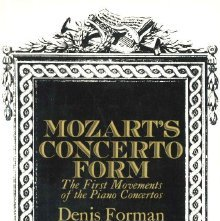 Image of MT145 .M7F67 1971b - Mozart's concerto form; the first movements of the piano concertos.