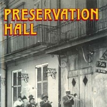 Image of ML3508.8.N48 C3 1991 - Preservation Hall : music from the heart / by William Carter.