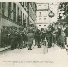 Image of 1121-100_1274 - 369th Regimental Band