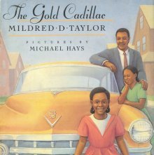 Image of PZ7.T21723 Go  1987 - The Gold Cadillac