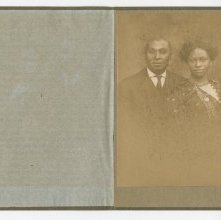 Image of 1121-100_1654 - Portrait of a Man and Woman
