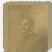 Image of 1121-100_1669 - Portrait of a Soldier
