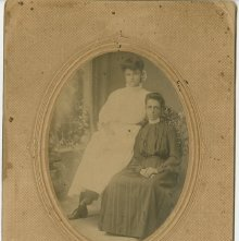 Image of 1121-100_1699 - Portrait of Two Women