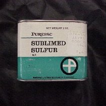 Image of Purepac - Sublimed Sulfur