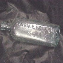 Image of Lydia E. Pinkham - Bottle