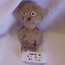 Image of Doll from Seal Skin