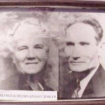 Image of Alfred & Delma Knight Tobler
