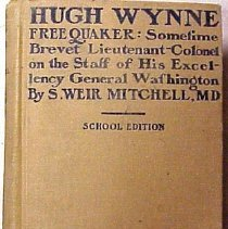 Image of Hugh Wynne - Free Quaker
