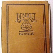 Image of Deseret Sunday school Songs