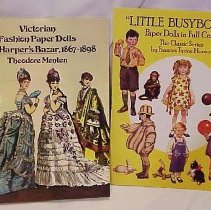 Image of Paper Doll Books