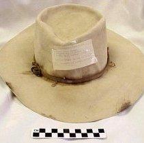 Image of Belgium Beaver Cowboy Hat