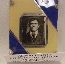 Image of Albert Leavitt - Albert Leavitt - Ethel Leavitt's Father
