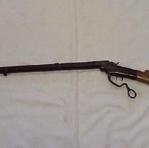 Image of .50 Cal Ballard Military Rifle