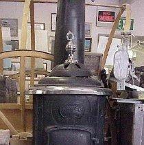 Image of Stove, Wood burning