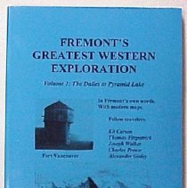 Image of Fremont's Greatest Western Exploration