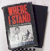 Image of Where I Stand