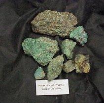 Image of Far West Mine Ore