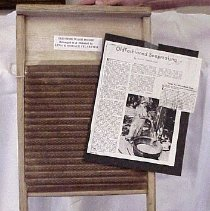 Image of Washboard Wooden