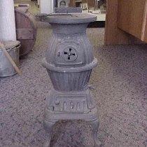 Image of Wood burning stove