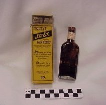 Image of Foley's IN-EX Bottle