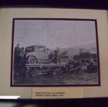 Image of Car Crossing