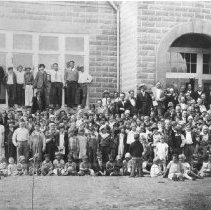 Image of LDS Church - circa 1929 - LDS Church - circa 1929 Bishop Howard Pulsipher,  Bishop 1929 - 1940