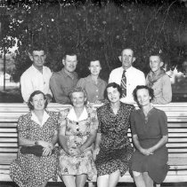 Image of Walter Hughes Family - Picture of Walter Hughes Family