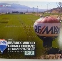 Image of 2011 RE/MAX WORLD LONG DRIVE CHAMPIONSHIP