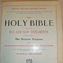Image of Bible