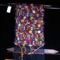Image of 00.3.346 Textile on Loom