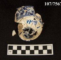 Image of 107/7567 - Vessel, Cup