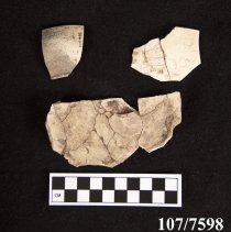 Image of 107/7598 - Sherd