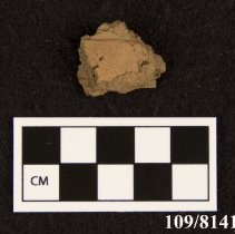 Image of 109/8141 - Sherd