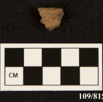 Image of 109/8154 - Sherd