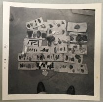 Image of Photograph of artifacts found