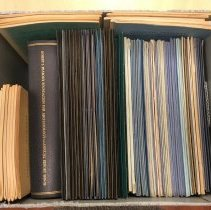 Image of Annual reports, bound and unbound