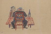 Image of PAP.BEN.1964.021 - La Bouteille D'Or - Paris