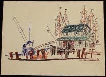 Image of PAP.BEN.1964.108 - Masts