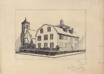 Image of PAP.ROBSON.092 - St. John's Church and Rectory