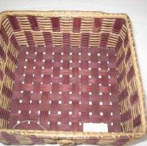 Image of Inside of Basket