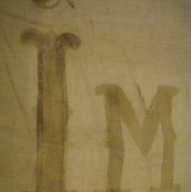 Image of Lettering detail 2