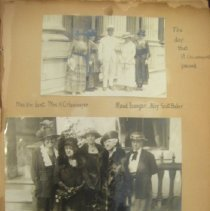 Image of Photographs: The day that it (the suffrage bill) passed