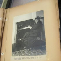 Image of Photo: Susan B. Anthony's desk