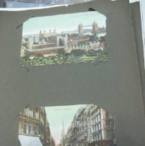 Image of Post cards of London
