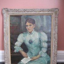 Image of Frances E. Willard portrait